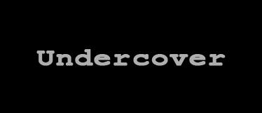 Undercover – projet de série