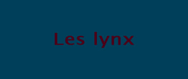 Leslynx